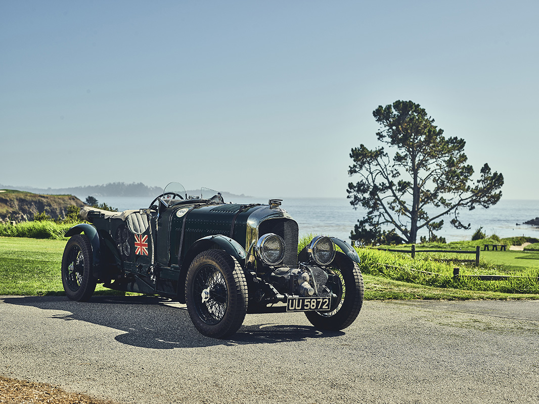 Tempus News - Bentley announces it will build 12 iconic