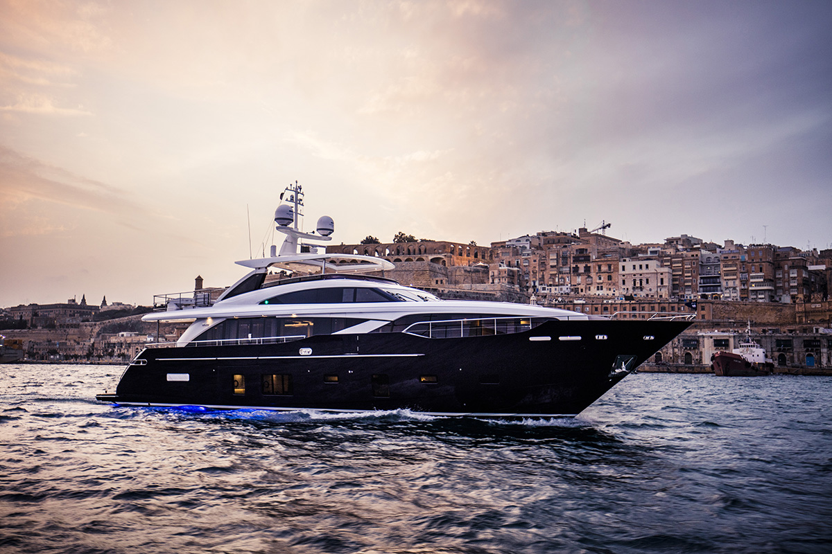 Tempus News Princess Yachts Reports Record Breaking Revenue As