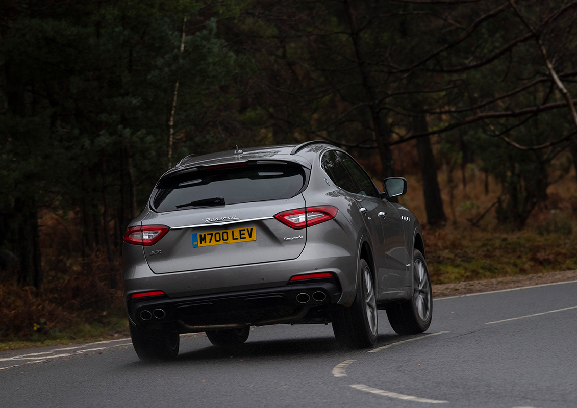 Tempus News We Test Drive The Maserati Levante S Gransport To Discover Far More Than A Luxury Suv